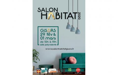 Salon De L'habitat à Gisors (27140) les 29/02/2020 et 01/03/2020