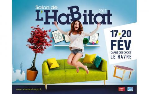 Salon De L'habitat à Le Havre (76600) du 17/02/2017 au 20/02/2017