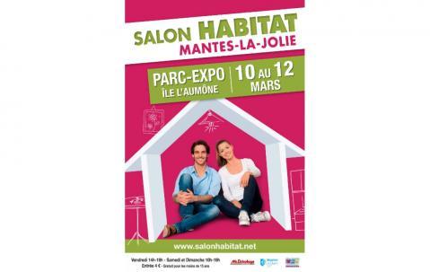 Salon De L'habitat à Mantes-la-jolie (78200) du 09/03/2017 au 11/03/2017