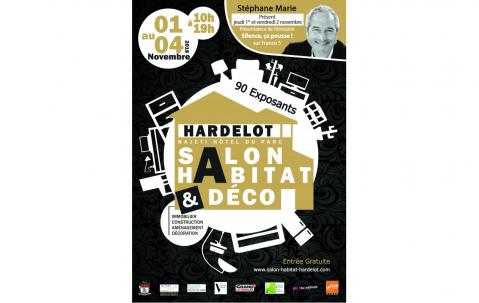 Salon De L'habitat à Neufchatel-hardelot (62152) du 01/11/2018 au 04/11/2018