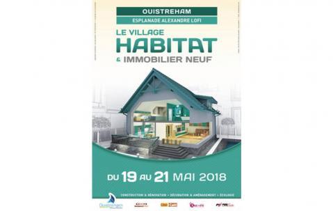 Salon De L'habitat à Ouistreham du 19/05/2018 au 21/05/2018