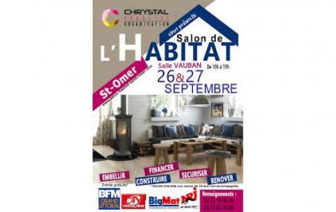 Salon De L'habitat à Saint-omer (62500) les 26/09/2020 et 27/09/2020