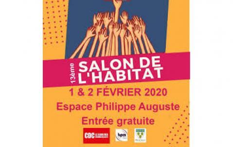 Salon De L'habitat à Vernon (27200) les 01/02/2020 et 02/02/2020