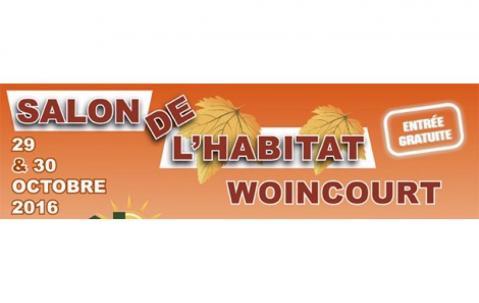 <b>Salon De L'habitat</b> à <b>Woincourt</b><br>les 29/10/2016 et 30/10/2016