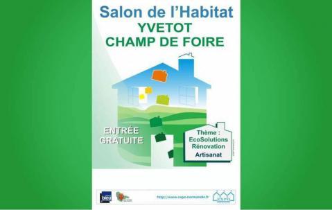 Salon De L'habitat à Yvetot du 27/01/2017 au 29/01/2017