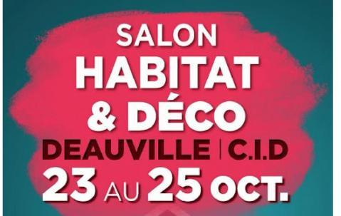 Salon De L'habitat Et De La Deco à Deauville (14800) du 23/10/2020 au 25/10/2020