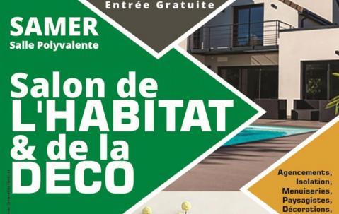 Salon De L'habitat Et De La Deco à Samer (62830) les 05/10/2019 et 06/10/2019