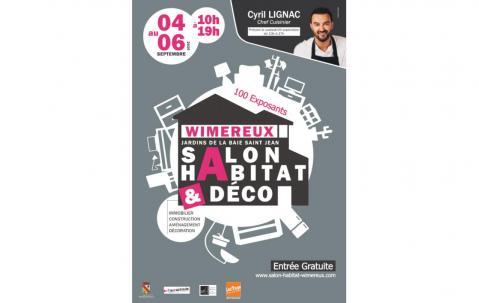 Salon De L'habitat Et De La Deco à Wimereux (62930) du 04/09/2020 au 06/09/2020