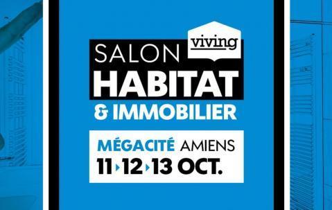 Salon De L'habitat Et De L'immobilier à Amiens (80000) du 11/10/2019 au 13/10/2019
