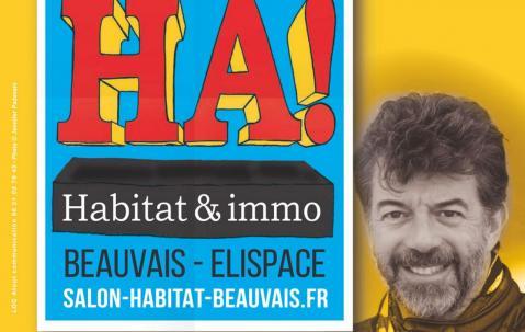 Salon De L'habitat Et De L'immobilier à Beauvais (60000) du 22/03/2019 au 24/03/2019