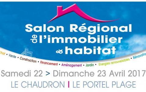 Salon De L'habitat Et De L'immobilier à Le Portel les 22/04/2017 et 23/04/2017