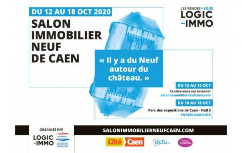 Salon De L'immobilier à Caen (14000) du 16/10/2020 au 18/10/2020