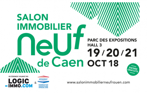 Salon De L'immobilier à Caen du 19/10/2018 au 21/10/2018