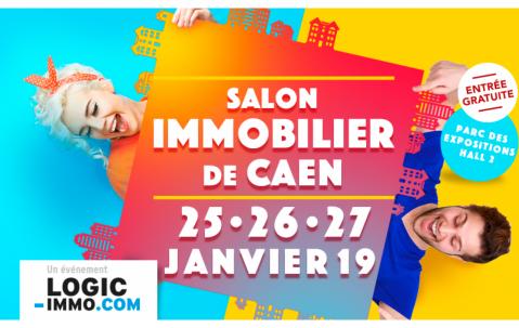 Salon De L'immobilier à Caen (14000) du 25/01/2019 au 27/01/2019