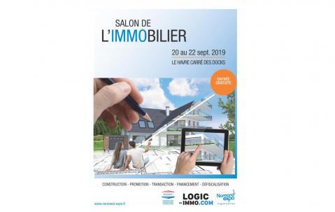 Salon De L'immobilier à Le Havre du 20/09/2019 au 22/09/2019
