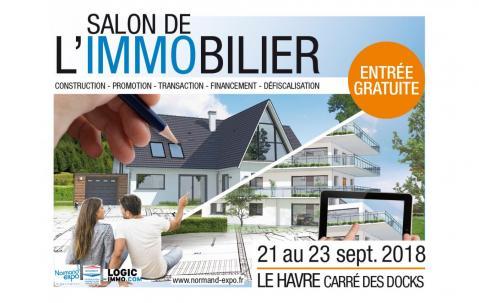 Salon De L'immobilier à Le Havre du 21/09/2018 au 23/09/2018