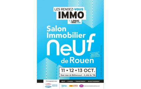 Salon De L'immobilier à Rouen (76000) du 11/10/2019 au 13/10/2019