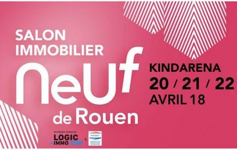 Salon De L'immobilier à Rouen du 20/04/2018 au 22/04/2018