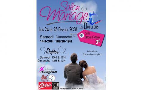 Salon Du Mariage à Doullens (80600) les 24/02/2018 et 25/02/2018