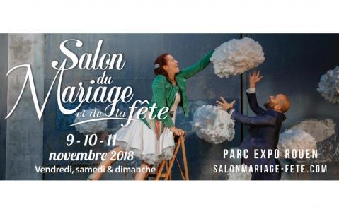 Salon Du Mariage à Rouen du 09/11/2018 au 11/11/2018