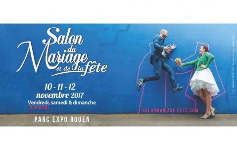 Salon Du Mariage à Rouen du 10/11/2017 au 12/11/2017