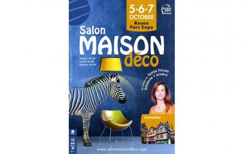 Salon Maison Deco à Rouen du 05/10/2018 au 07/10/2018