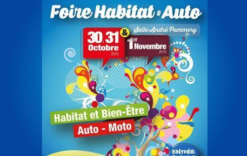 <b>Foire</b> à <b>Clermont</b><br>du 30/10/2015 au 01/11/2015