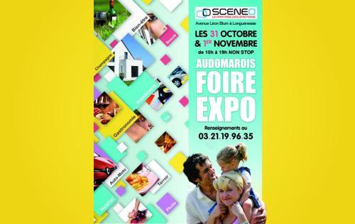 <b>Foire Exposition</b> à <b>Saint-omer</b><br>les 31/10/2015 et 01/11/2015