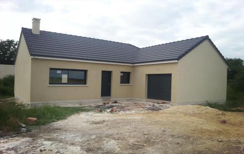 Constructeur maison eure 27 habitat concept for Porte ouverte constructeur