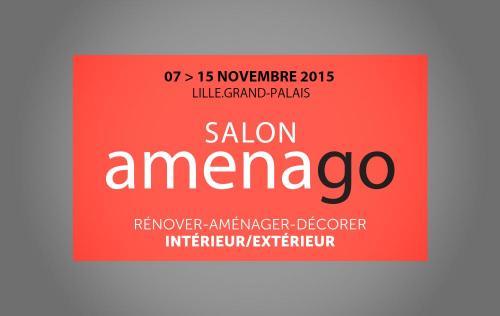 Salon Amenago à Lille (59000) du 07/11/2015 au 15/11/2015
