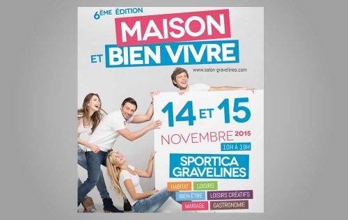 Salon De La Maison à Gravelines (59820) les 14/11/2015 et 15/11/2015