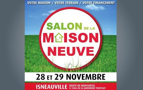 <b>Salon De La Maison</b> à <b>Isneauville</b><br>les 28/11/2015 et 29/11/2015
