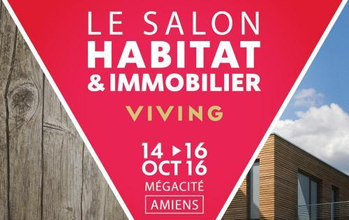 <b>Salon De L'habitat</b> à <b>Amiens</b><br>du 14/10/2016 au 16/10/2016