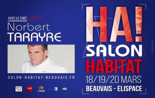 <b>Salon De L'habitat</b> à <b>Beauvais</b><br>du 18/03/2016 au 20/03/2016