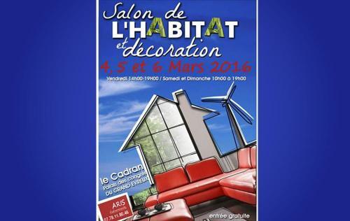 Salon De L'habitat à Evreux (27000) du 04/03/2016 au 06/03/2016