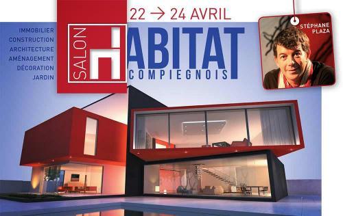 Salon De L'habitat à Margny-les-compiegne (60280) du 22/04/2016 au 24/04/2016