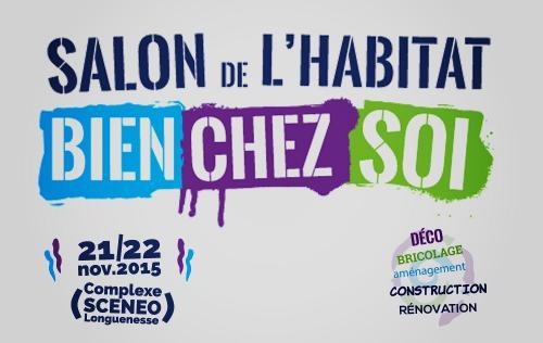 Salon De L'habitat à Saint-omer (62500) les 21/11/2015 et 22/11/2015