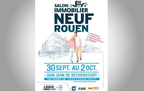 Salon De L'immobilier à Rouen (76000) du 30/09/2016 au 02/10/2016