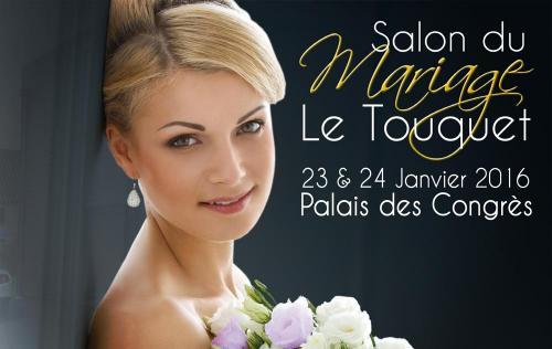 Salon Du Mariage à Le Touquet-paris-plage (62520) les 23/01/2016 et 24/01/2016