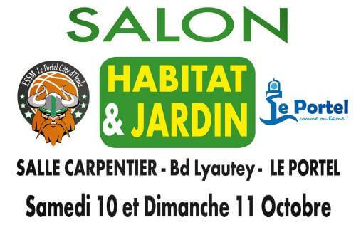 Salon Habitat Et Jardin à Le Portel (62480) les 10/10/2015 et 11/10/2015