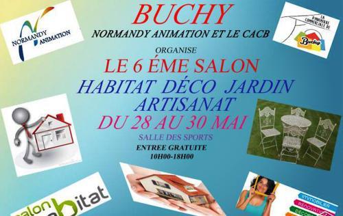 Salon Maison Deco à Buchy (76750) du 28/05/2016 au 30/05/2016