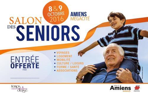 Stand à Amiens (80000) les 08/10/2016 et 09/10/2016