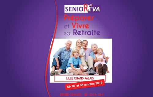 Stand à Lille (59000) du 06/10/2016 au 08/10/2016