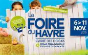 Foire à Le Havre (76600) du 06/11/2019 au 09/11/2019