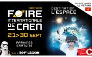 Foire Exposition à Caen du 21/09/2018 au 30/09/2018