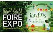 Foire Exposition à Douai du 07/09/2019 au 16/09/2019