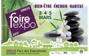 Foire Exposition à Dreux du 03/03/2017 au 05/03/2017