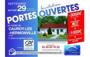 Portes Ouvertes à Cauroy-les-hermonville le 29/09/2018