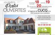 Portes Ouvertes à Cucq du 18/01/2019 au 20/01/2019