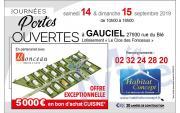 Portes Ouvertes à Gauciel les 14/09/2019 et 15/09/2019